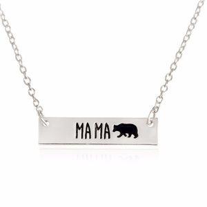 Jewelry - 🌈2/$20 SALE🌈 Mama Bear Necklace